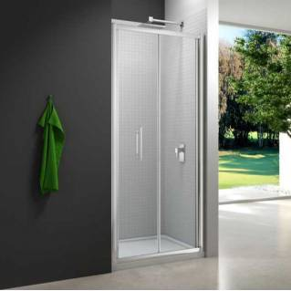 Merlyn 6 Series Bifold Shower Door 700mm