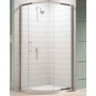 Merlyn 8 Series 1 Door Quadrant Shower Enclosure with Tray 900 x 900mm