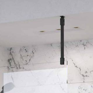 Roman Black Square Ceiling Brace Kit