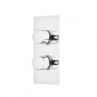 Roper Rhodes Poise Thermostatic Single Function Recessed Shower Valve