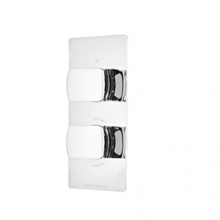 Roper Rhodes Sign Thermostatic Single Function Recessed Shower Valve