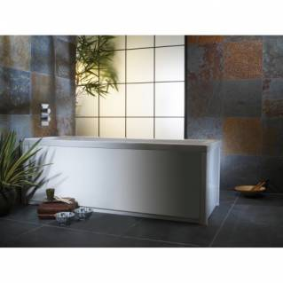 Roper Rhodes UNO 1700mm Gloss White Bath Front Panel
