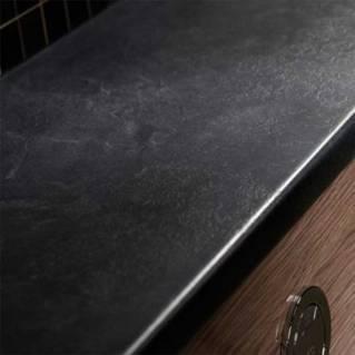 Tavistock Courier 1500mm Slimline Worktop Slate