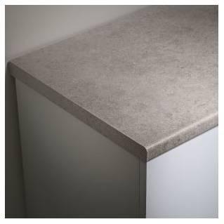 Tavistock Lansdown 2000mm Laminate Worktop Isadora Stone