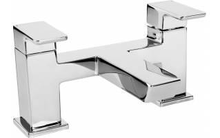 Bristan Cobalt Bath Filler Chrome