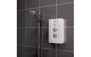 Bristan Glee 10.5kw Electric Shower White