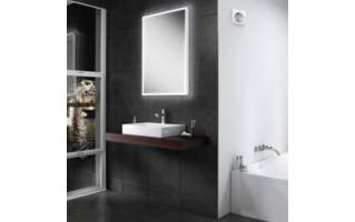 HIB Globe 50 LED Ambient Mirror 500 x 700mm