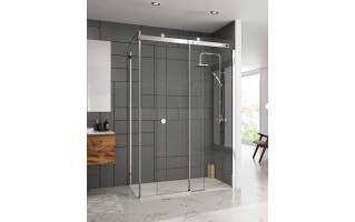 Merlyn 10 Series Sliding Shower Door 1000mm Left Hand