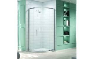 Merlyn 8 Series 2 Door Quadrant Shower Enclosure 800 x 800mm