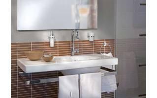 Smedbo Home Towel Ring Polished Chrome