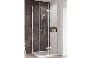 Roman Innov8 Bi-Fold Shower Door Corner Fitting 760mm