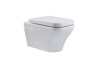Roper Rhodes Cover 525mm Wall Hung WC