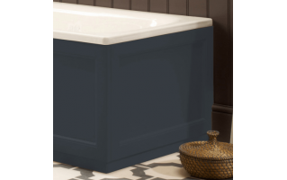 Roper Rhodes Hampton 700mm Slate Grey Bath End Panel