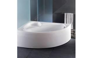 Carron Dove Corner Bath 1550 x 950mm Right Hand