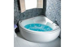 Carron Monarch Corner Bath 1300 x 1300mm