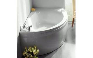 Carron Omega Corner Bath 1700 x 1000mm Left Hand