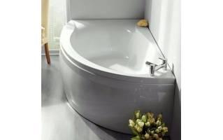 Carron Omega Corner Bath 1700 x 1000mm Right Hand