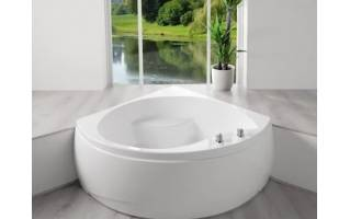 Carron Tranquility Corner Bath 1300 x 1300mm