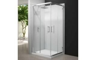 Merlyn 6 Series Corner Shower Door 800 x 800mm