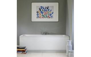 Roper Rhodes Signatures 1700mm Gloss White Bath Front Panel