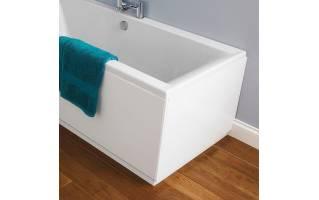 Roper Rhodes Signatures 700mm Gloss White Bath End Panel