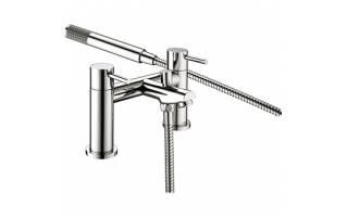 Bristan Blitz Bath Shower Mixer Chrome