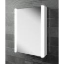HIB Vita 50 LED Aluminium Bathroom Cabinet 500 x 700mm
