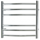 Reina Eos Curved Stainless Steel Heated Towel Rail 720 x 500mm