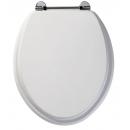 Roper Rhodes Axis White Toilet Seat