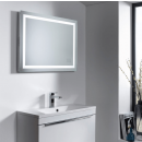 Roper Rhodes Beat Bluetooth Bathroom Mirror 800mm