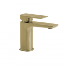Roper Rhodes Elate Brass Basin Mixer Tap with Click Waste