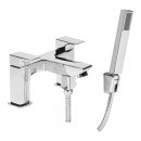 Roper Rhodes Elate Deck Mounted Bath Shower Mixer Tap with Shower Head