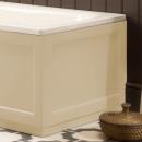 Roper Rhodes Hampton 700mm Vanilla Bath End Panel