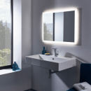 Roper Rhodes Intense Slim Depth Bathroom Mirror 600/800mm
