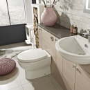 Roper Rhodes Minerva 515mm Back To Wall WC