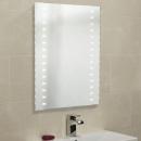 Roper Rhodes Pulse Plus LED Illuminated Bathroom Mirror 600/800mm
