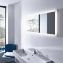 Roper Rhodes Reveal Slim Depth Bathroom Mirror 1200mm