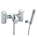 Roper Rhodes Stream Deck Mounted Bath Shower Mixer Tap with Shower Head
