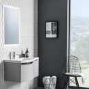 Roper Rhodes Ultra Slim Depth LED Bathroom Mirror 700/900mm
