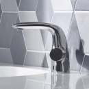 Roper Rhodes Verse Basin Mixer Tap with Click Waste