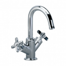 Roper Rhodes Wessex Basin Mixer Tap with Click Waste