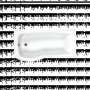 Carron Delta Shower Carronite Bath 1600 x 700/800mm Left Hand