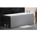 Carron Quantum Single Ended Carronite Bath 1600 x 800mm