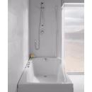Carron Sigma Carronite Shower Bath 1800 x 750/900mm Right Hand
