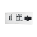 Roper Rhodes Sign Thermostatic Dual Function Recessed Shower Valve with Handset Outlet