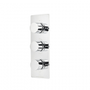 Roper Rhodes Verse Thermostatic Triple Function Recessed Shower Valve