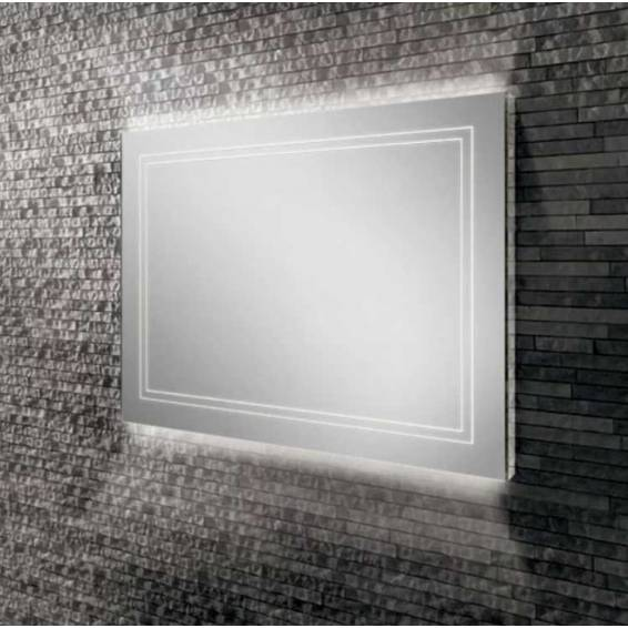 HIB Outline 80 LED Ambient Mirror 600 x 800mm