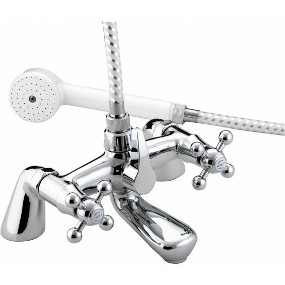 Bristan Regency Bath Shower Mixer Chrome