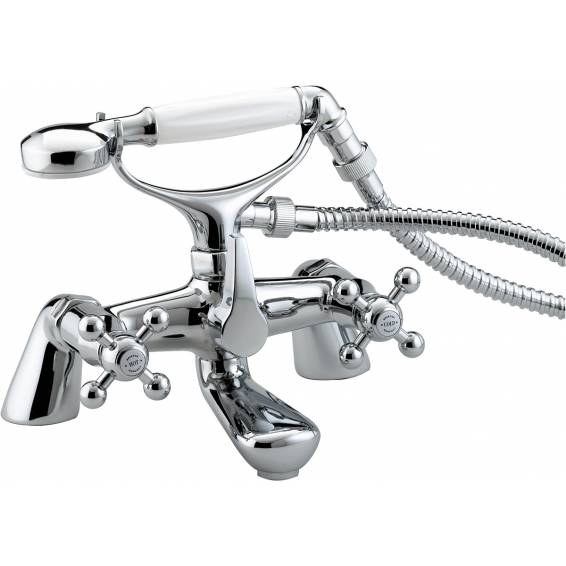 Bristan Regency Luxury Bath Shower Mixer Chrome