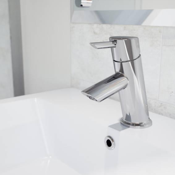 Bristan Acute Basin Mixer Chrome
